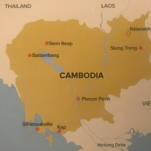 Cambodia 2020 - Abby Robson