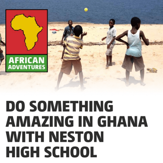 African Adventures Ghana 2017 - Harry Askew