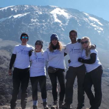 Kilimanjaro 2020 - Hannah McAloone