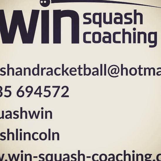 WIN Squash Coaching