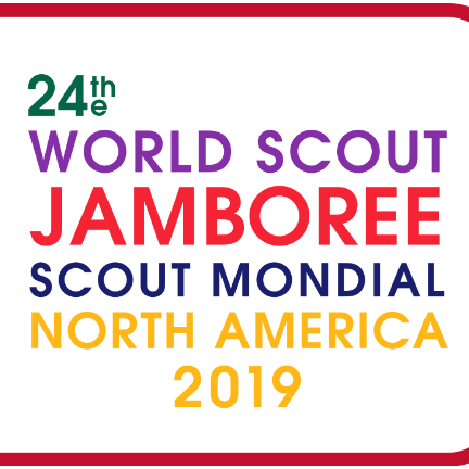 World Scout Jamboree USA 2019 - Arthur Scrivener