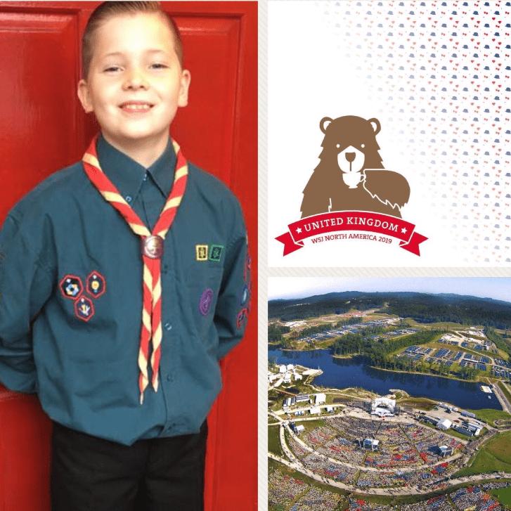 World Scout Jamboree USA 2019 - Jack Dunn