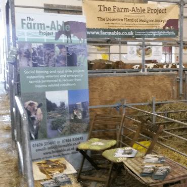 The Veterans Farm Able Foundation