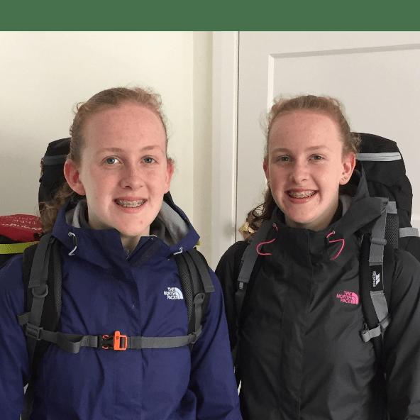 World Challenge Sri Lanka 2019 - Ruby and Erin Scott