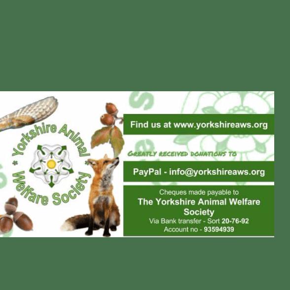 The Yorkshire Animal Welfare Society