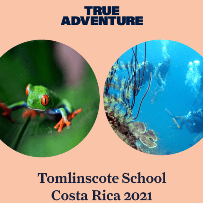 True Adventure Ltd Costa Rica 2021 - Rachel Bennett