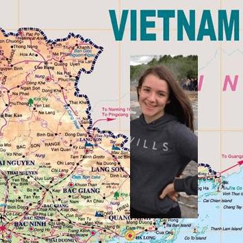 World Challenge Vietnam 2019 - Isla Henderson