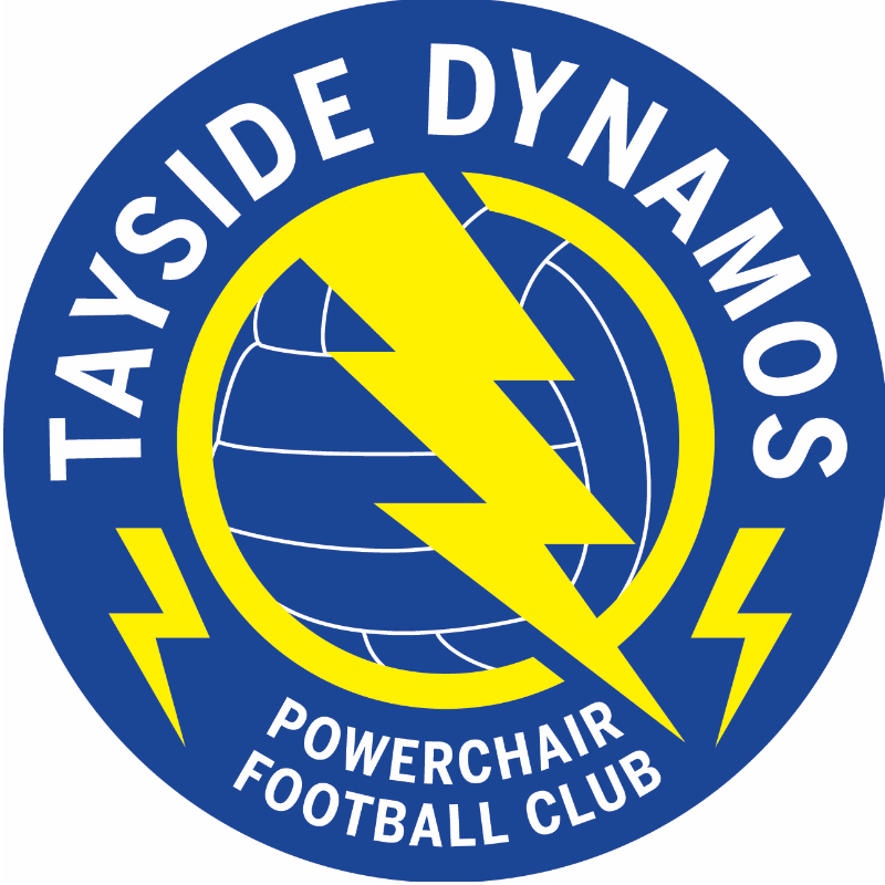 Tayside Dynamo's Powerchair Football Club
