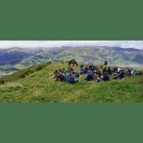 Ecuador 2018 - Izzy Hicks