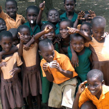 African Adventure Ghana 2018 - Lee Milligan