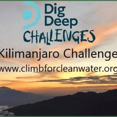 Dig Deep Kilimanjaro 2021 - Kate Armstrong