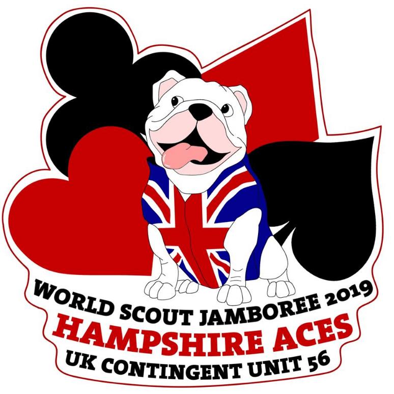 World Scout Jamboree USA 2019 - Katie Fettes