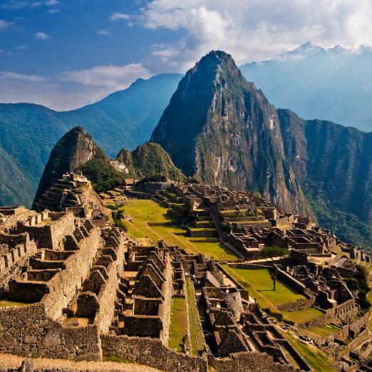 Machu Picchu Climb for MRF - Sarah Kleist - 2021
