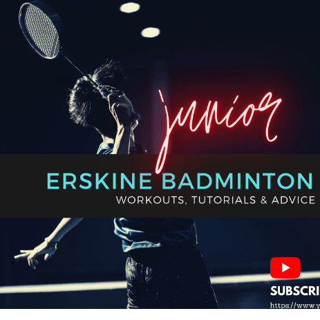 Erskine Junior Badminton Club