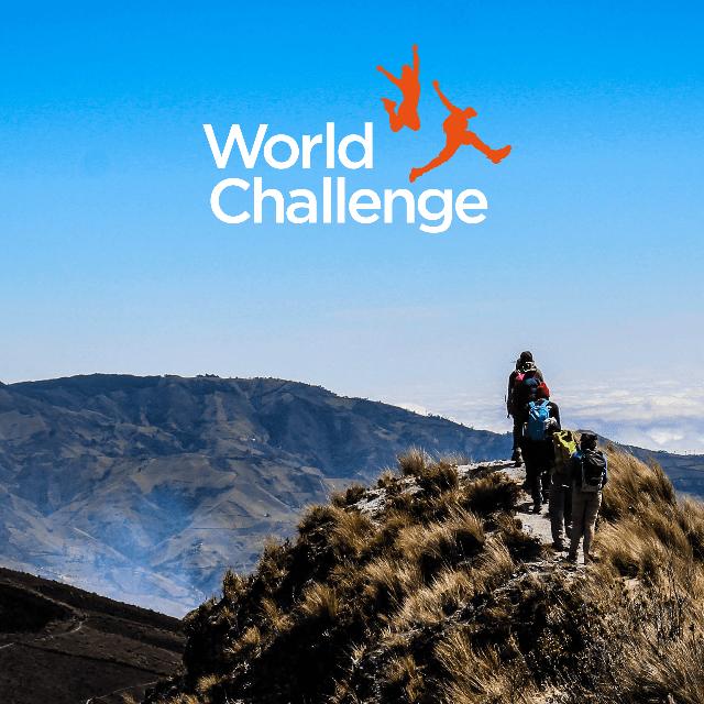 World Challenge Ecuador 2020 - Harriette Rowden-Jones
