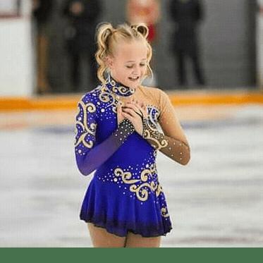 Figure Skater 2021 - Paige Elliott