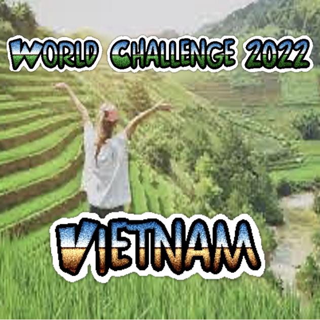 World Challenge Vietnam 2022 - Emily Gaskell