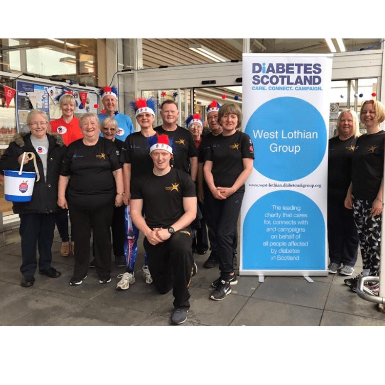 West Lothian Diabetes Scotland Group