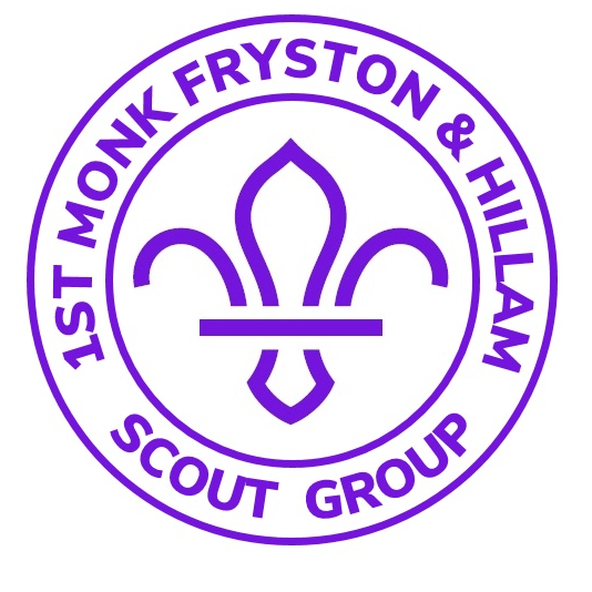 1st Monk Fryston Hillam Scout Group
