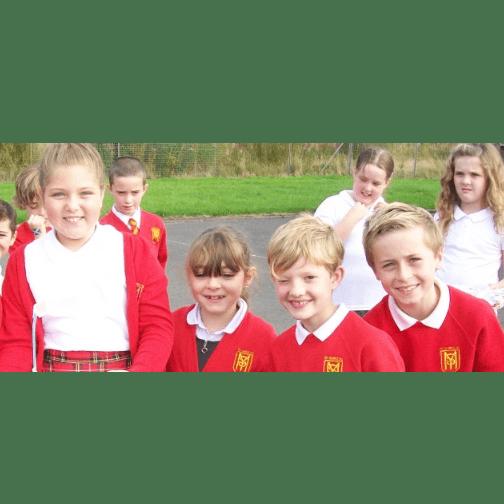 St Mark's Primary School - Irvine