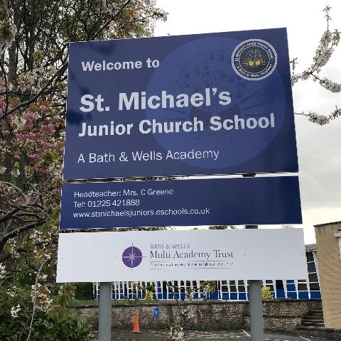 St Michael's Junior Church School Bath