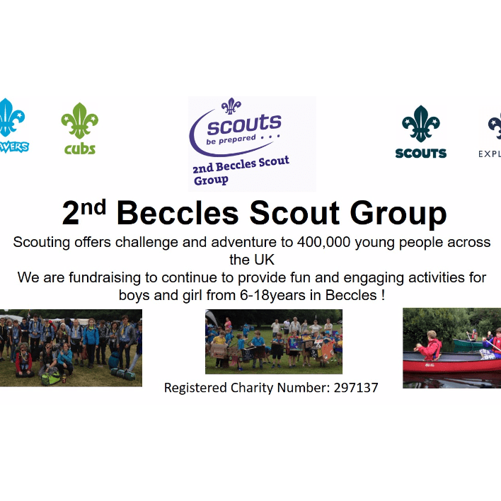 2nd Beccles Scout Troop