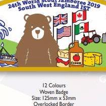 World Scout Jamboree - Charlotte Brewer