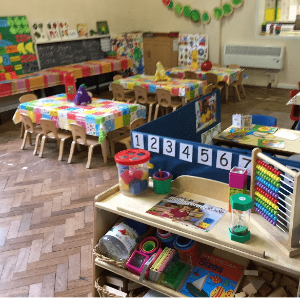 St. Michael's Christian Preschool Playgroup - Norton