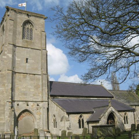 Stickford Church