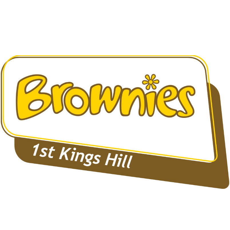 1st Kings Hill Brownies