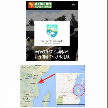 African Adventures Zanzibar 2021 - Heidi Leigh