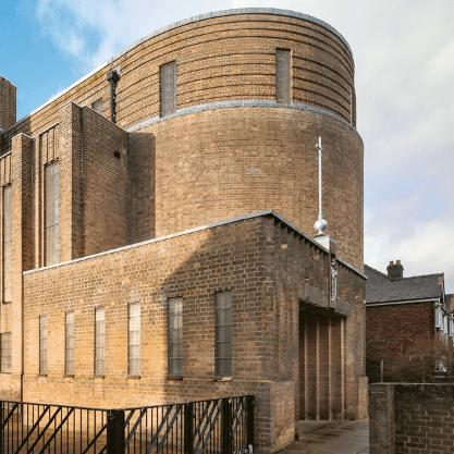 St Nicholas Church - Burnage Manchester