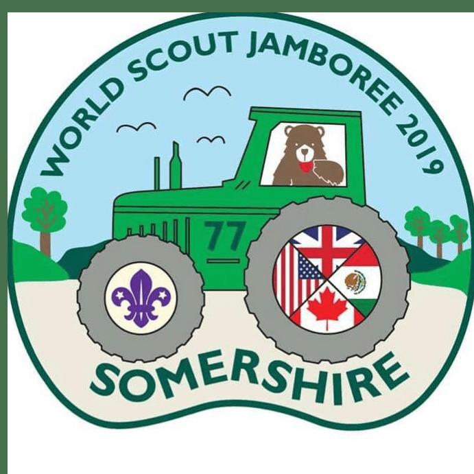 World Scout Jamboree West Virginia 2019 - Rachel Brown