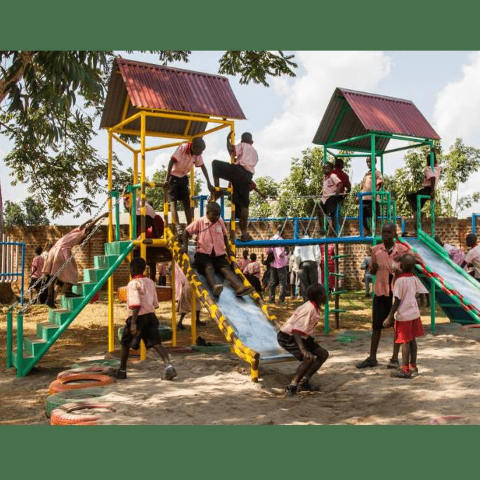 East African Playgrounds 2018 - Izaak Rainbow-Cooper