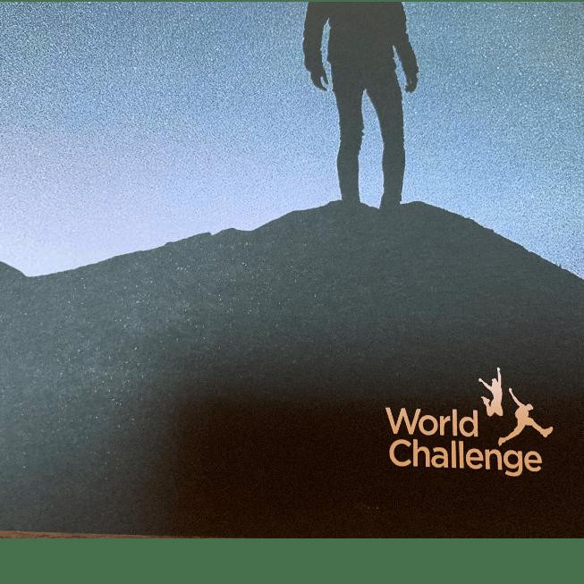World Challenge Tanzania 2021 - Ben Swan