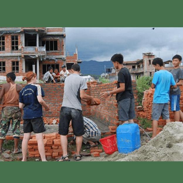 World Challenge Nepal 2019 - Amber Beaumont