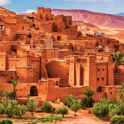 Morocco 2021 - Madi Tasker