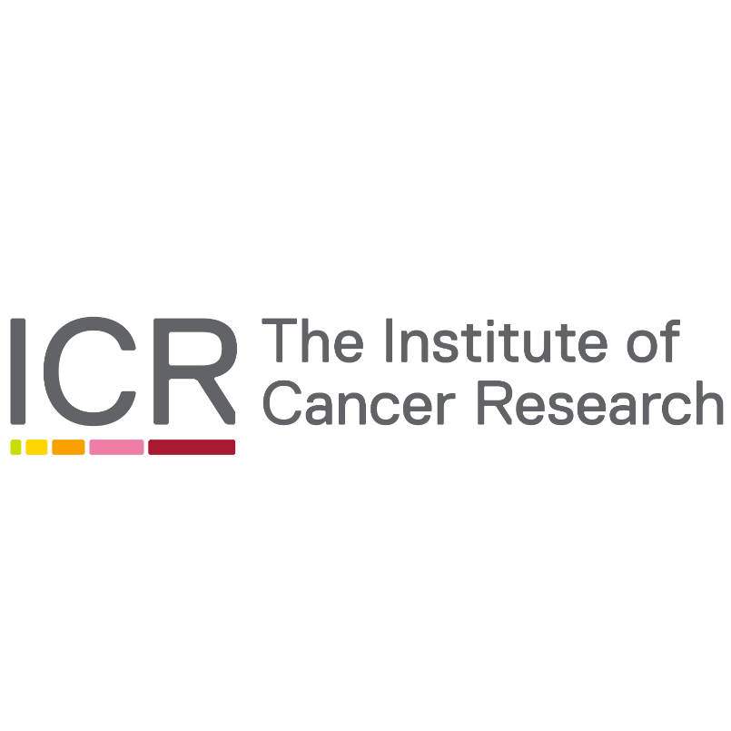 Institute of Cancer Research cause logo