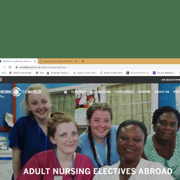 Nursing elective placement to Mexico 2021 - Hannah Ferguson