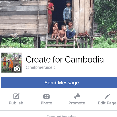 Camps International Cambodia 2018 - Herbie and Mollie Hursthouse