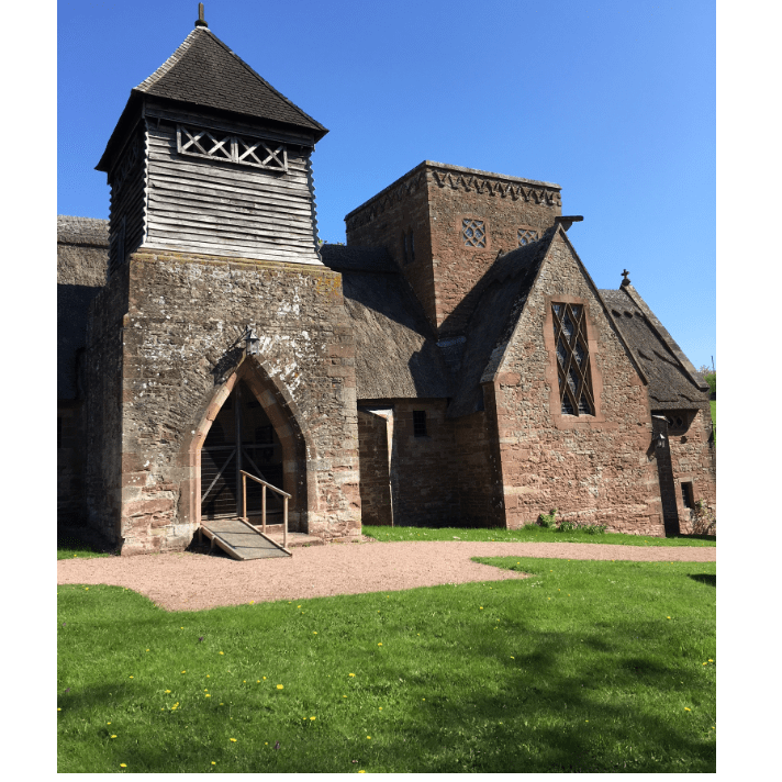 All Saints' Brockhampton
