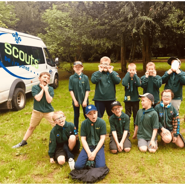2nd Bishop Auckland Cub Scout Group