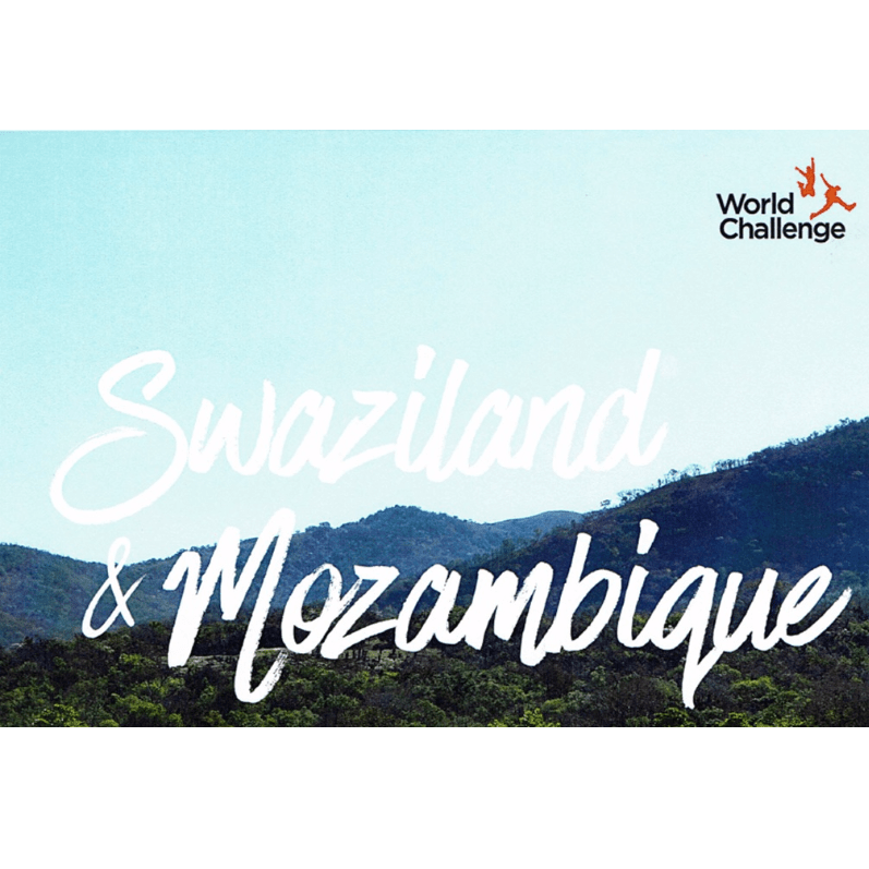 World Challenge 2018 Swaziland and Mozambique - Anil Parmar