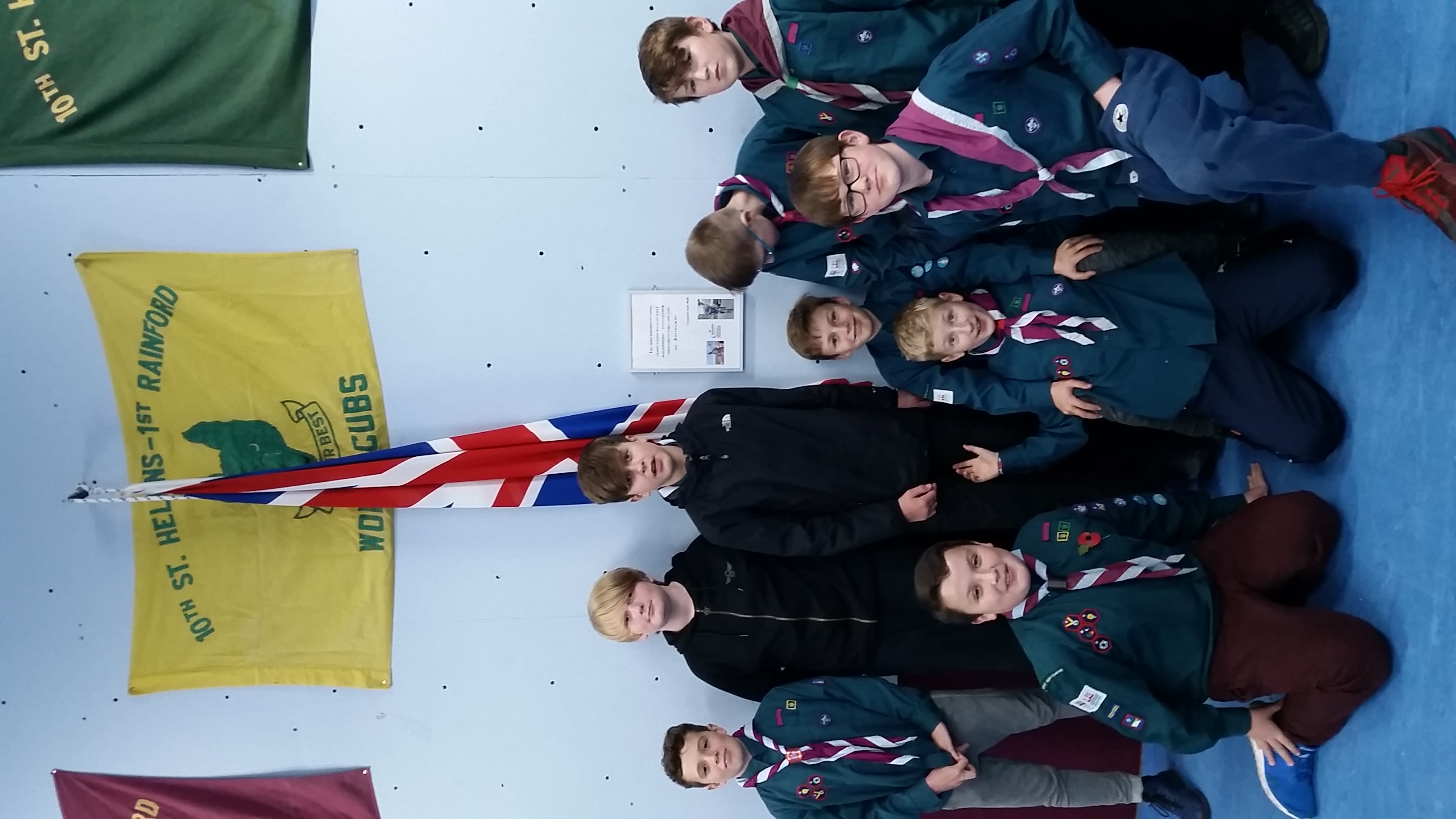10th St Helens 1st Rainford Scout Group
