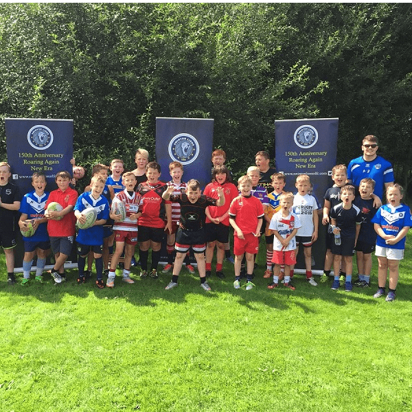 Swinton Lions Community Sports Foundation