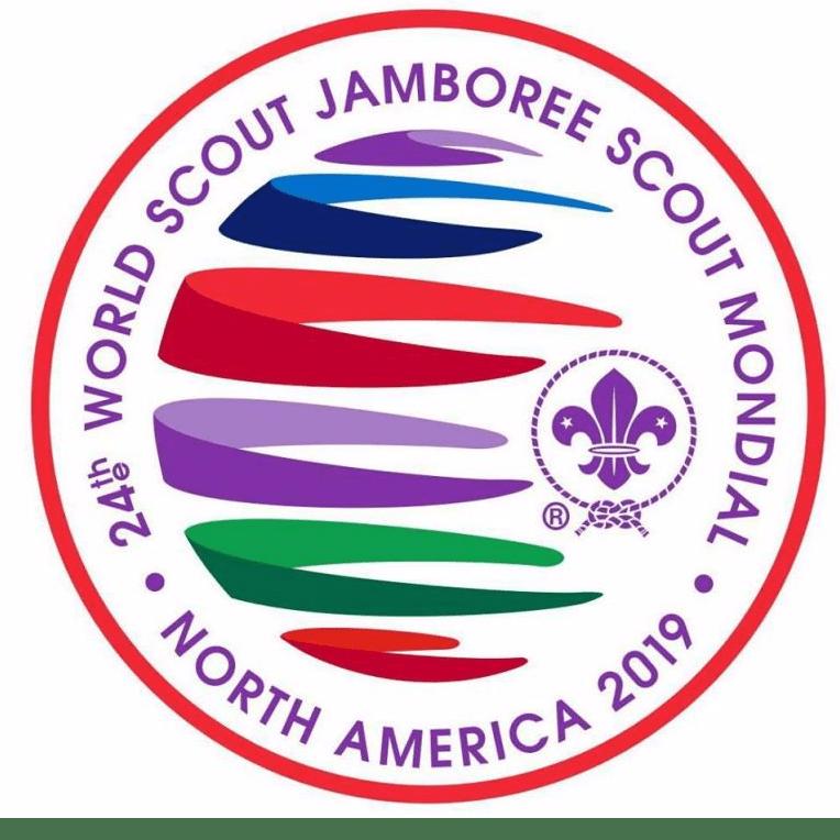 World Scout Jamboree USA 2019 - Alex Nield