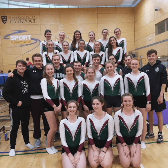 University of Leeds Trampoline Club