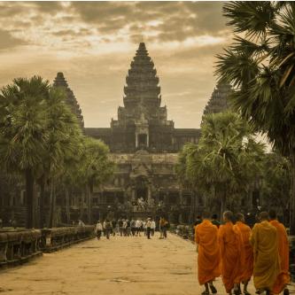 World Challenge Cambodia 2020 - Annabel Lloyd