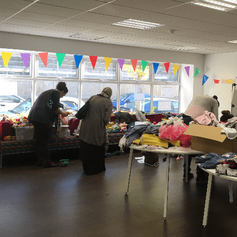 Baby Bank Project - London