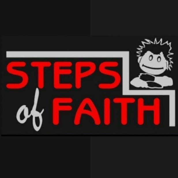 Steps of Faith - Katherine Hannaford